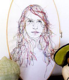Self Portrait -Rae Miranda