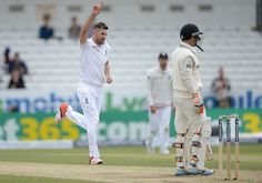 New Zealand set 455 target for England on day-4 of the 2nd Investec test match at. England made 44/0 at stumps on day 4, hence they need 411 runs more to win.