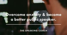 Anxiety, Public, Stress