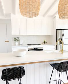 Home Decoration On A Budget .Home Decoration On A Budget Kitchen Room Design, Modern Kitchen Design, Home Decor Kitchen, Kitchen Living, Interior Design Kitchen, New Kitchen, Kitchen Reno, Home Kitchens, Kitchen Remodel