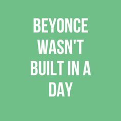 "Perfect-fit T-shirt ""Beyonce wasn't built in a day"" #418560 - Behappy.me"