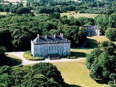 Parc du Château de Kerlevenan - Sarzeau, Morbihan - Brittany
