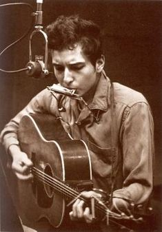 Bob Dylan - plays the Finjan Club in Montreal, Quebec, Canada. July 2, 1962