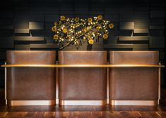 Visit The Darcy Washington DC hotel near downtown D. Lobby Reception, Reception Counter, Reception Desks, Washington Dc Hotels, Home Lighting Design, Lobby Interior, Spa Design, Hotel Lobby, Lobby Bar