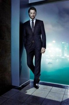 Hugo Boss Selection Fall 2012-13 Campaign For Men