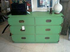 Dresser~ love the green