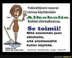 Aloittaa päiväsi hymy! Haha Funny, Funny Texts, Hilarious, Girly Quotes, Finland, Cool Words, Slogan, Motivation, Comics