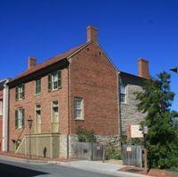 Stonewall Jackson House - Lexington VA