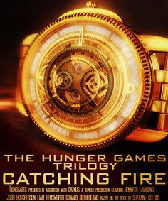 This is the first Catching Fire poster I can get into.