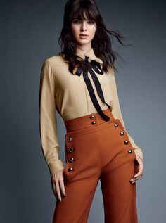 Kendall Jenner for Vogue, Photography by Patrick Demarchelier