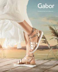 De nieuwe Gabor folder is uit, deze en vele andere modellen nu in onze Gabor shop. Bij aankoop van een paar Gabor schoenen leuke attentie cadeau.