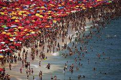 ... I'm looking for my friend!!!  Ipanema Beach, Rio de Janeiro, Brazil http://www.yannarthusbertrand.org