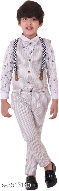 Ethnic Jackets Elegant Cotton Mix Kids Ethnic Suit Jack Elegant Cotton Mix Ethnic Jackets Country of Origin: India Sizes Available: 2-3 Years, 3-4 Years, 4-5 Years, 5-6 Years, 6-7 Years, 1-2 Years *Proof of Safe Delivery! Click to know on Safety Standards of Delivery Partners- https://ltl.sh/y_nZrAV3  Catalog Rating: ★4 (934)  Catalog Name: Jack Elegant Cotton Mix Kids Ethnic Suits CatalogID_551327 C58-SC1171 Code: 854-3915140-