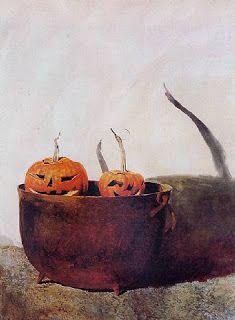 PUMPKINROT.COM: What's Brewing: Jamie Wyeth, and Pumpkins