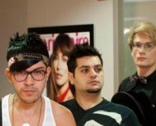 Mondo, Michael and Austin!!!  3 Cheers!
