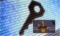"""""""A vueltas con la seguridad y con la privacidad... otra vez"""", nueva entrada en mi blo, sobre la cumbre de Ciberseguridad convocada por la Casa Blanca y celebrada esta semana en la Universidad de Stanford."""