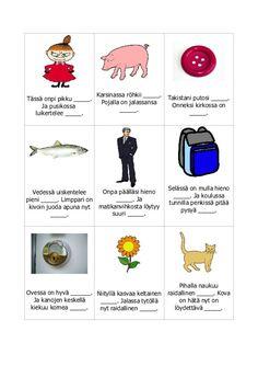 Äidinkielen lisämateriaalia Peda