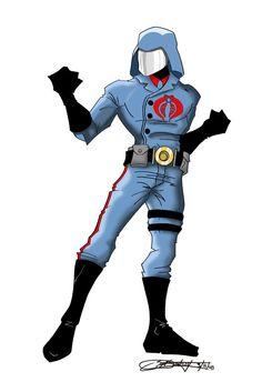 Cobra Commander by ~fantasination