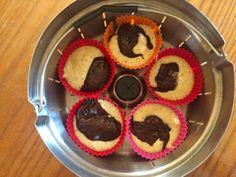 """Marbrés façon """"Savane"""" (Recette Companion) Dessert Companion, Cake Factory, Multicooker, Batch Cooking, Beignets, Tupperware, Biscuits, Cake Recipes, Deserts"""