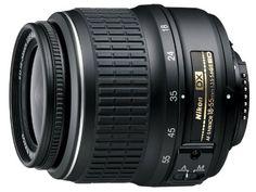 Nikon 18-55.mm AF-S II - 71£  (Nikon calls this the 18-55mm f/3.5-5.6G ED II AF-S DX Zoom-Nikkor)