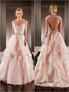 Martina Liana Wedding Dresses | 2015 Wedding Dresses » KnotsVilla