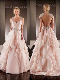 Martina Liana Wedding Dresses | 2015 Wedding Dresses » KnotsVilla