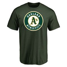 Men's Oakland Athletics Design Your Own Short Sleeve T-Shirt - $28.99