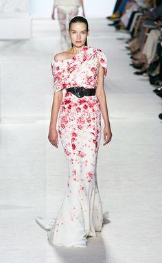 Giambattista Valli, A/W Haute Couture 2013/2014