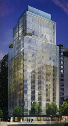 300 East 79th Street is a NYC condo consisting of 18 floors with 40 apartments built in 2008
