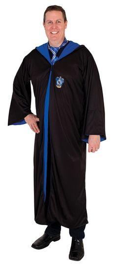 Harry Potter Blister Kit Boys Book Week Costume Fancy Dress Robe Wand /& Glasses