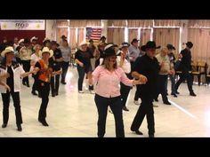 DOWN ON THE BRAZOS Danse Partner - YouTube.  Was taught by John & Freida Utiz at the Joliet Dance Workshop on 2 April 2016.