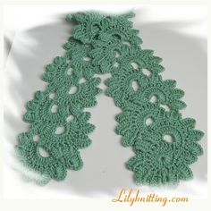 Free Crochet Flower Patterns Only | CROCHET FLOWER PATTERN SCARF-- FREE PATTERNS