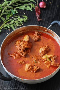Kerala style chicken curry, Chicken varutha curry, Varutharacha chicken curry, varutharacha kozhi curry recipe, Nadan chicken curry, Malabar chicken curry, Nonvegetarian recipe, Chicken curry recipe, South Indian chicken curry recipe, traditional chicken curry recipe, Kozhi varutha curry