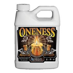Humboldt Nutrients HNO 5-9-4 Oneness Germination Nutrients, 32-Ounce by Humboldt Nutrients. Save 27 Off!. $19.36. Formulated with over 30 proprietary natural chelates. Made with plant-based amino and organic acid chelates, macro and micro-nutrients, and complex carbohydrates. The diversity of chelates protects your garden from nutrient lock-out, salt build-up, plant stress, and low yields. Oneness assures that your fruits, vegetables and herbs receive adequate nutrition. State-of-the-art…