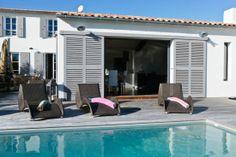 Villa de l'Olivier à La Flotte #villaavecpiscine #laflotte #iledere