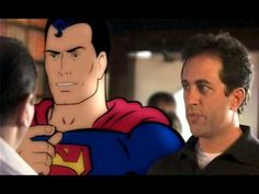 The Adventures of Seinfeld and Superman - I (Amex) - http://www.recue.com/videos/the-adventures-of-seinfeld-and-superman-i-amex/