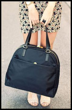 I freaking NEED this bag in my life. for law school, work, gym. everything. {Lo and Sons OG bag}