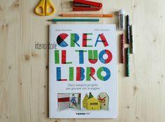 I piccolini – Crea il tuo libro di Junko Nakamura e Odile Chambaut