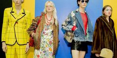 Gucci starts a ten year sustainability plan that will no longer use, promote, or publicize animal fur, starting with its recently shown Spring 2018 collection. Feng F