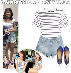 : Photo Kathryn Bernardo Outfits, Casual Wear, Casual Outfits, Her Style, Ootds, Celebs, Style Inspiration, How To Wear, Fashion Tips