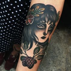 Danielle Rose Tattoo #tattoo #ink