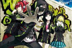 10 bit anime re-encoding for fun! Hatsune Miku, Kaito, Manga Art, Manga Anime, Adashino Benio, Rokuro And Benio, Chibi, Uhd Wallpaper, Wallpapers