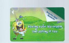 Holiday Inn Room Key Spongebob Squarepants