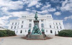 Hamburg/ Altona: Rathaus Altona