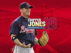 One of the best Braves baseball players of all time!!