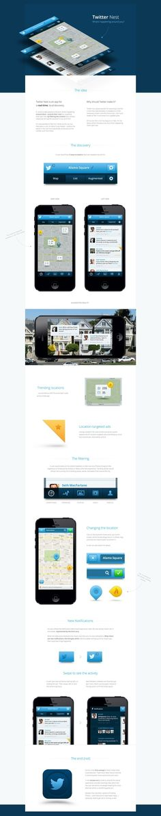 Nest Case Study in Graphic Design — Web