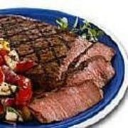 London broil marinade. (slow cook for 6-8 hrs) * 4 large minced garlic cloves * 1/4 cup balsamic vinegar * 4 tablespoons Dijon mustard * 2 1/2 tablespoons Worcestershire sauce * 2 tablespoon soy sauce * 1/4 cup lemon juice * 1 teaspoon dried oregano * 1 teaspoon dried basil * 1 teaspoon dried thyme * 1/2 teaspoon salt * 1 1/2 cups olive oil in large sealable plastic bag.