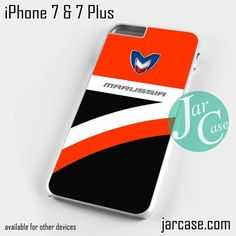 Marussia Formula1 Team Phone case for iPhone 7 and 7 Plus
