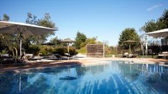 Hottest Hotel Soundtrack? Fazenda Nova in Algarve, Portugal, of course ...