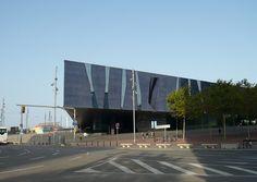 Forum Barcelona, Herzog & de Meuron Architects